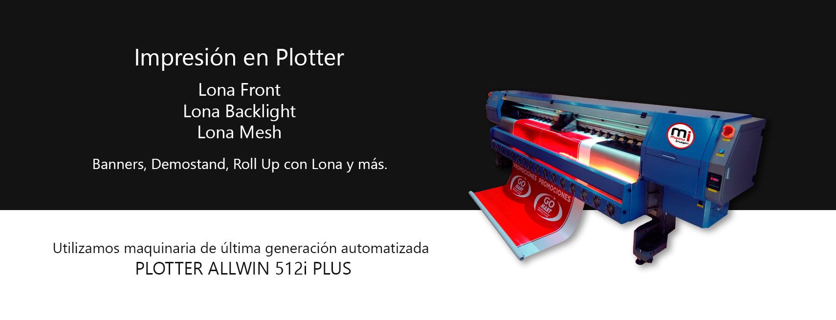 Impresión en Plotter